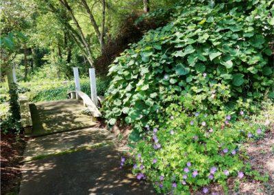 water garden gazebo summer 2021